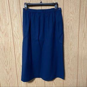 Pendleton Pure Virgin Wool Skirt